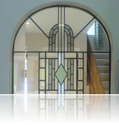 Stain glass windows for your home to your design
